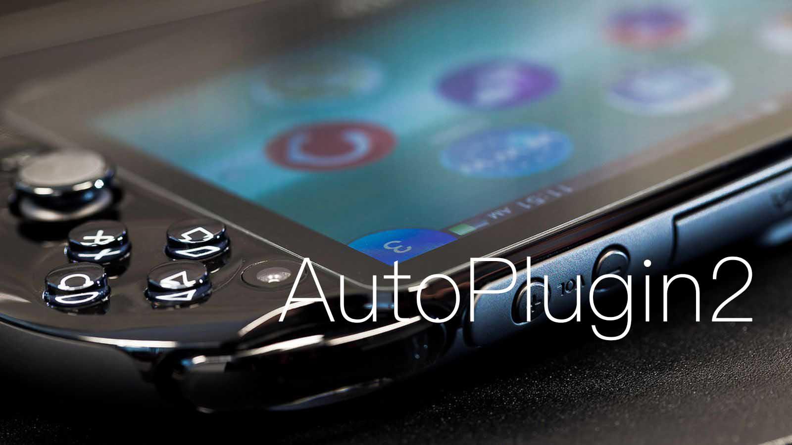 PSV一键插件安装/管理软件——AutoPlugin2